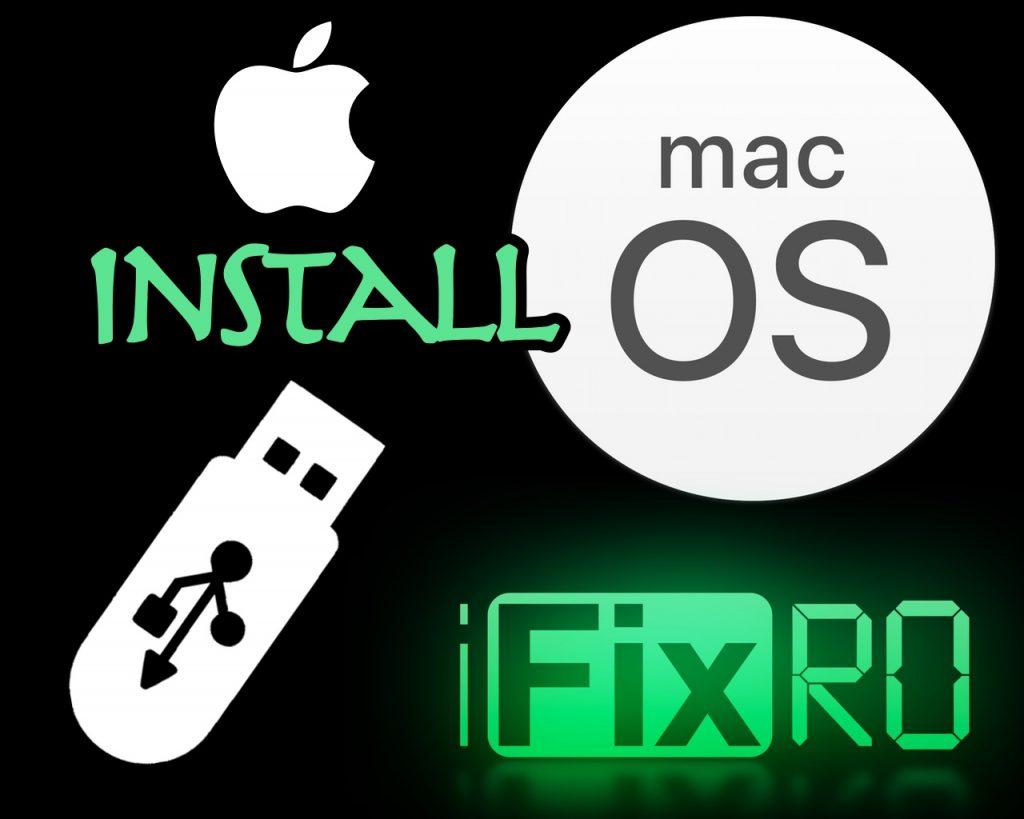 Instalare Apple MacOS cu deplasare si constatare la sediu / domiciliu in Bucuresti.